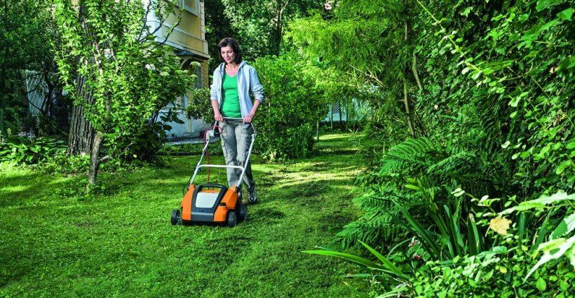 Quel scarificateur pour votre jardin?